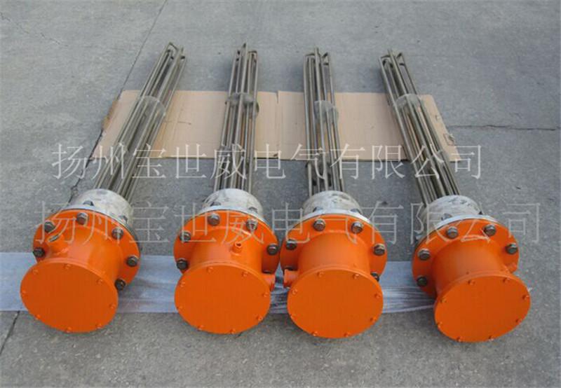 宝世威BSW防爆加热管功率100(KW)工作温度200(℃)电压380/220(V)支持定制