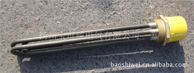 不锈钢空气电加热管