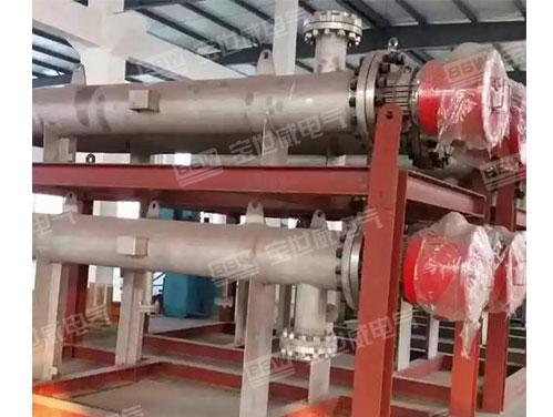 氮气电加热器防爆设备