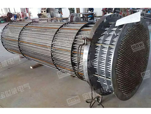 防爆氮气电加热器设备