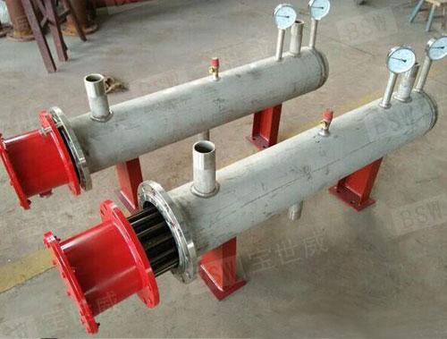 天然气管道电加热器