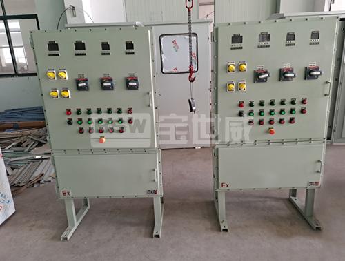 氮气加热器电气控制柜