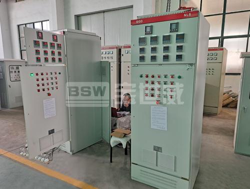 脱硝电加热器电气控制柜