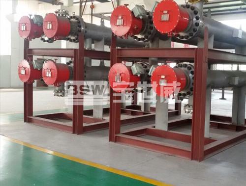 1600Kw防爆电加热器
