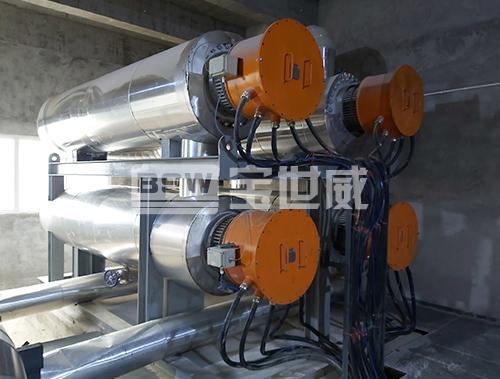 导热油串联电加热器