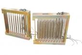 风道式中央空调加热器